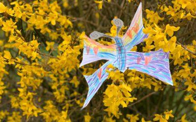 Ballettschule Watkins - Schmetterlinge für die Ballettschule